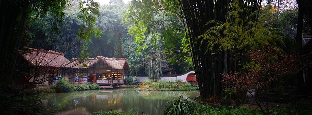 Du Fu Thatched Cottage Museum
