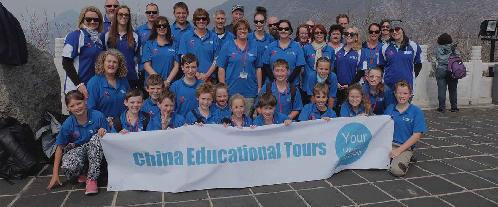 educational tours on great wall