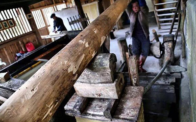 Traditional Papermaking