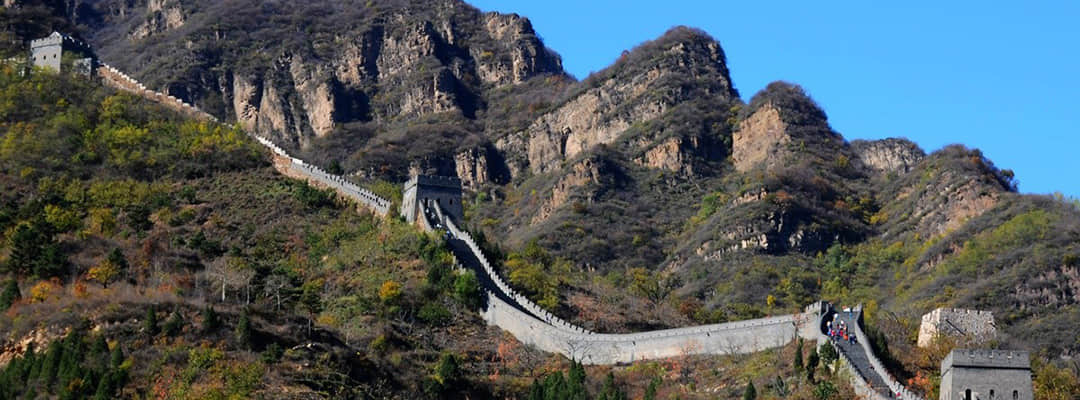 How to Travel to Huangyaguan Great Wall?