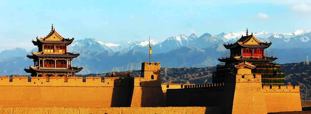 How to Travel to Jiayuguan Great Wall
