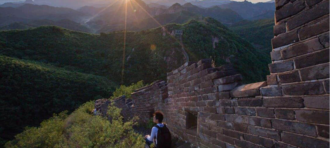 How to Travel to Jiankou Great Wall?