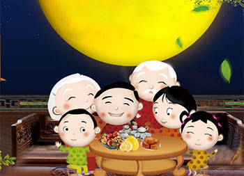 Image result for mid autumn festival family reunion