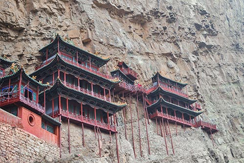 4-Day Tour of Two Ancient Cities in China