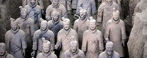 Discover Terracotta Warriors