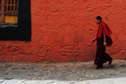 Buddhism Tour of Tibet