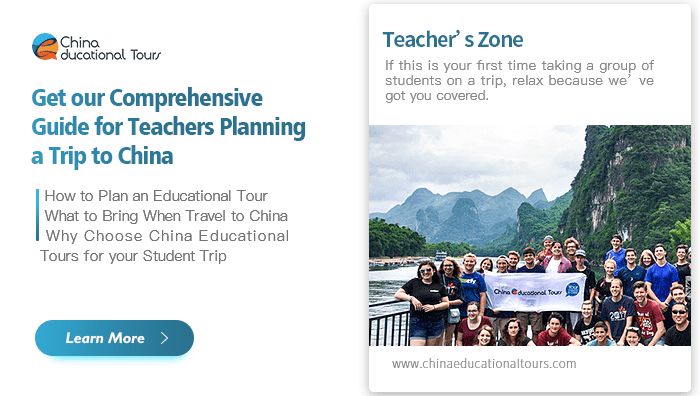 A comprehensive guide for teachers planning a trip to China