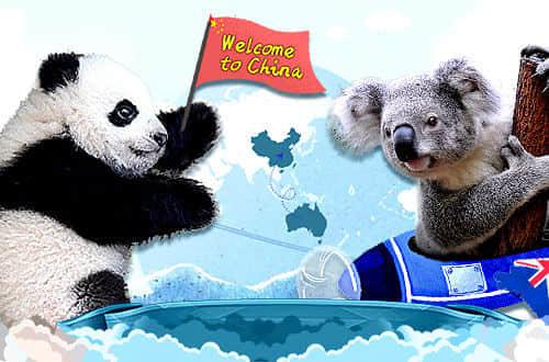China Tours From Australia