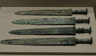 Bronze Swords