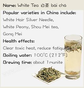 White Tea Facts