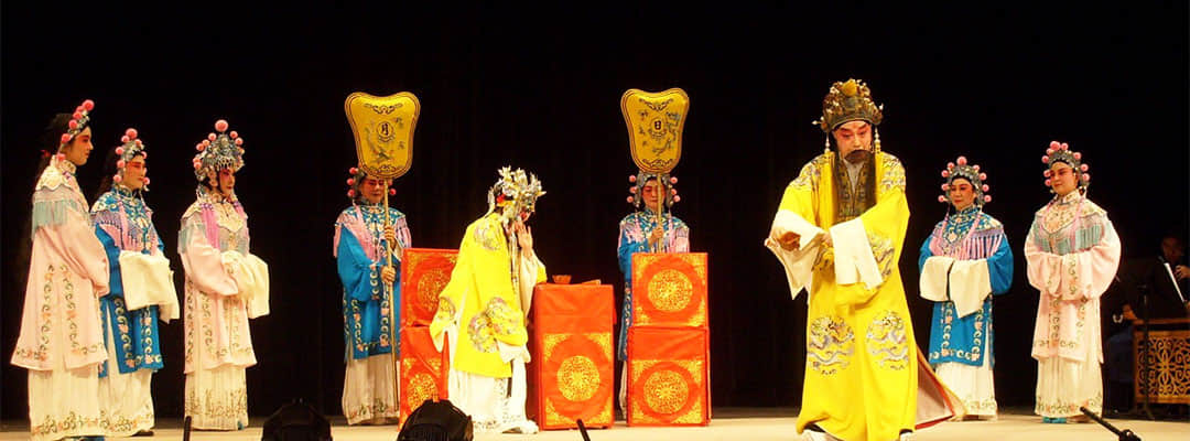 Performers and Roles in Peking Opera