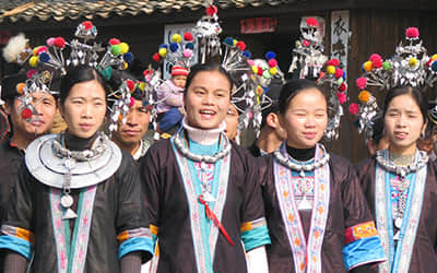 Zhuang People