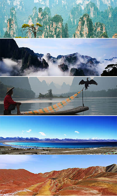 Top Natural Landscape in China