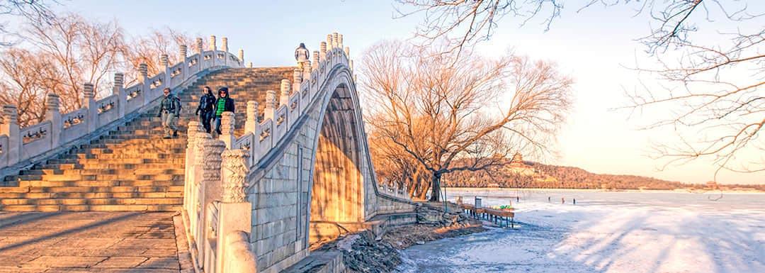 Beijing Weather in January