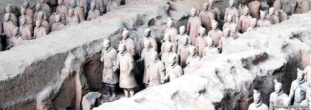 Top Mysteries of the Terracotta Warriors