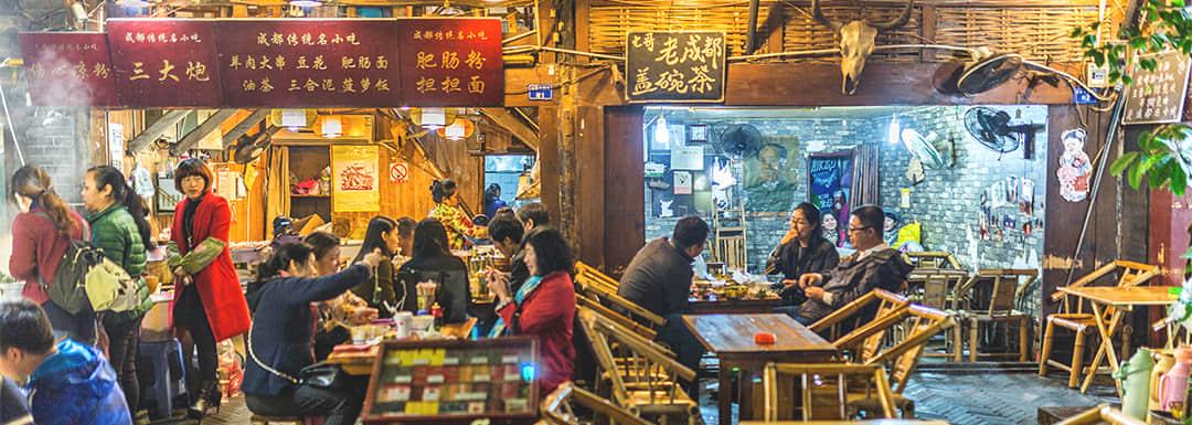 5 Chengdu Food Streets