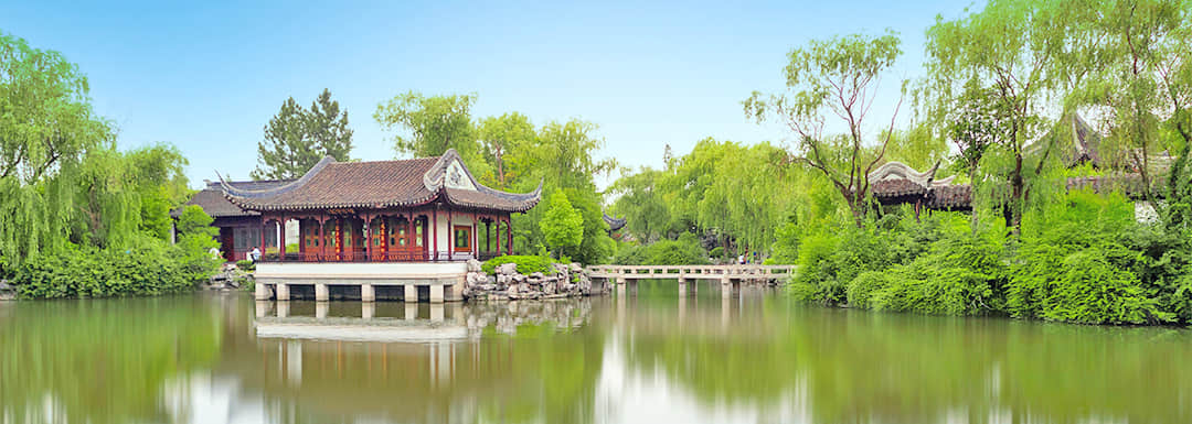 Suzhou Weather in April