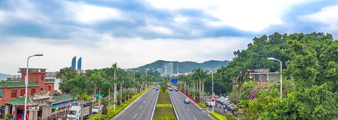 Huandao Road