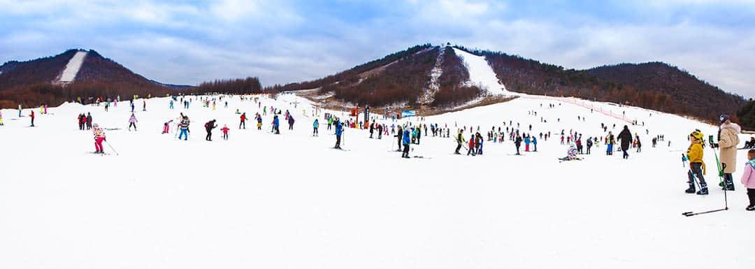 Popular Winter Activities in China