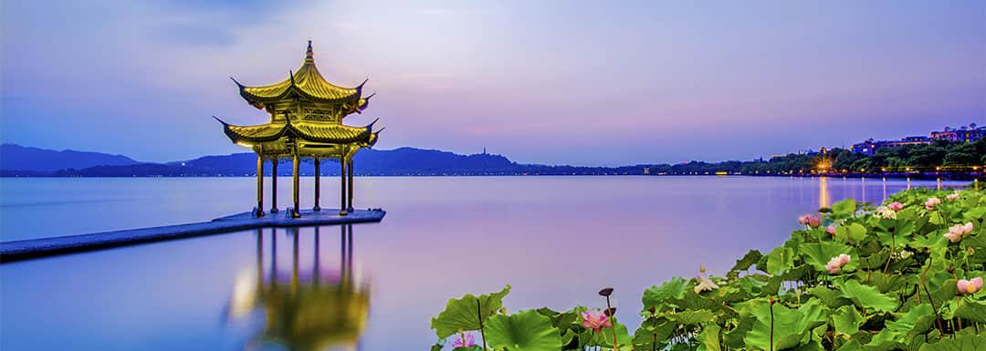 Hangzhou Weather in August