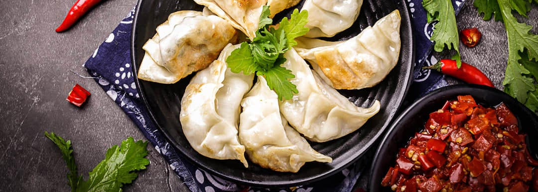 The Unique Creation of the Chinese Dumpling