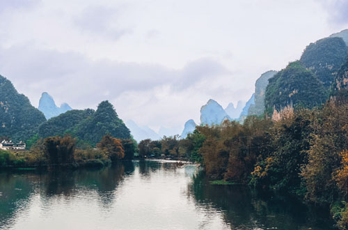 1 Day Li River Cruise and Yangshuo Sightseeing