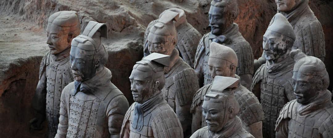 Xi'an Terracotta Warriors Tour