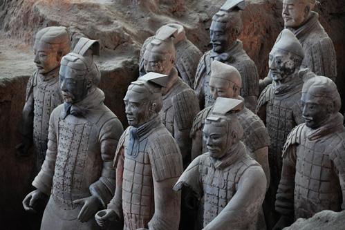 Xi'an Terracotta Warriors Tour