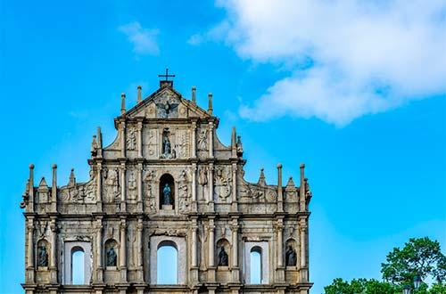 Macau Sightseeing Tour from Hong Kong