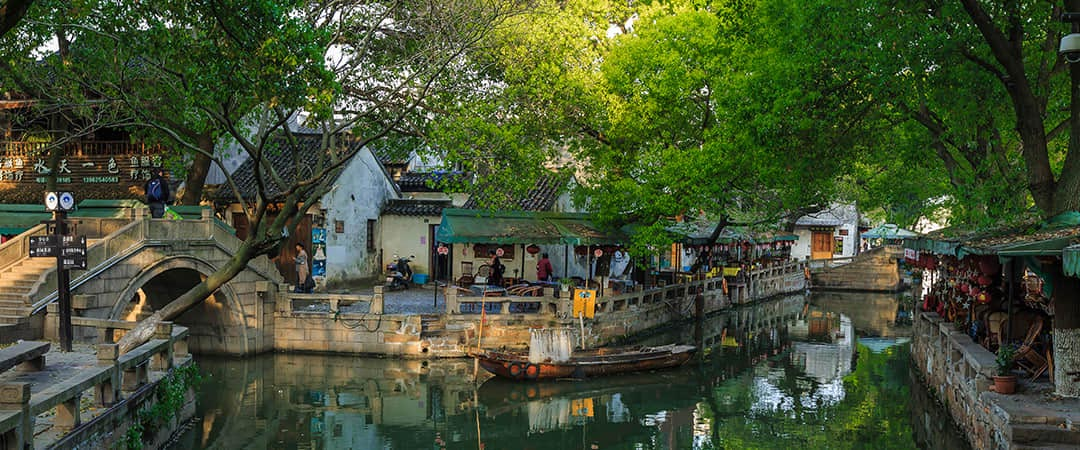 Shanghai and Eastern Venice Life Experience