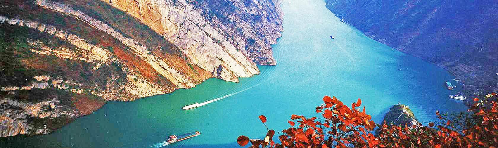 China Golden Triangle and Majestic Yangtze Gorges
