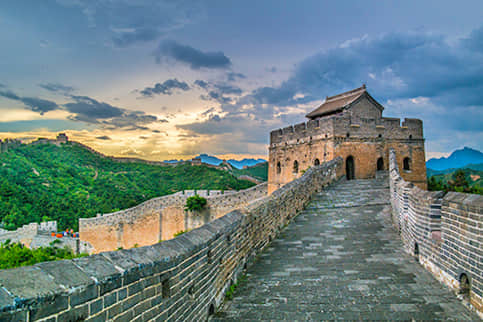 Experience the Golden Triangle of China