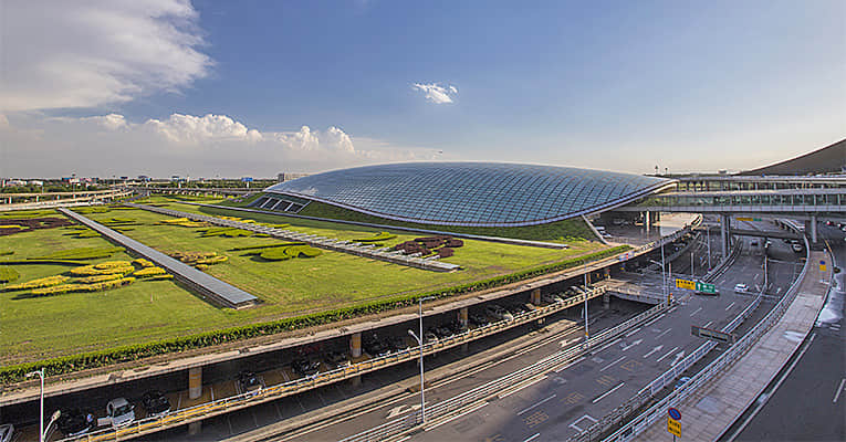 Beijing International Capital Airport