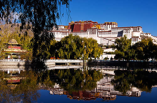 Lhasa 4-Day Essence Tour