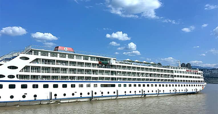 Yangtze ship