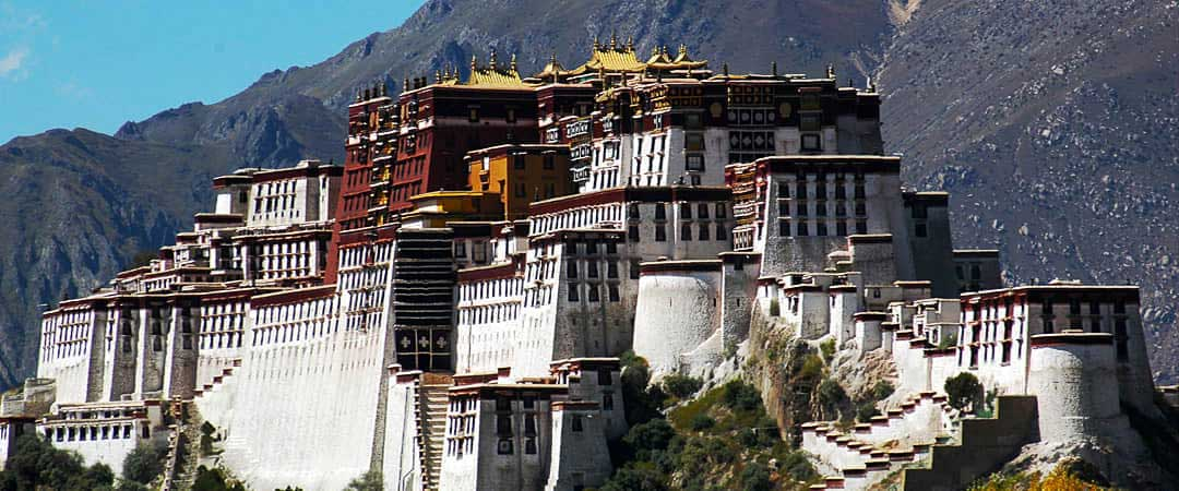 Classic Lhasa and Holy Lake Tour