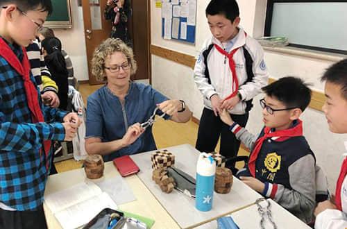 China Community Service Tour