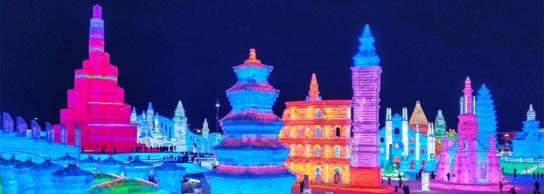 Harbin Ice and Snow Festival Tour