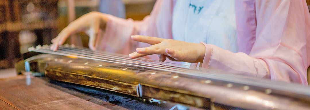 Traditional Tea Ceremony and Guqin Experience