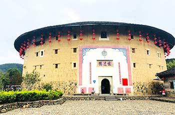 Yongding Tulou