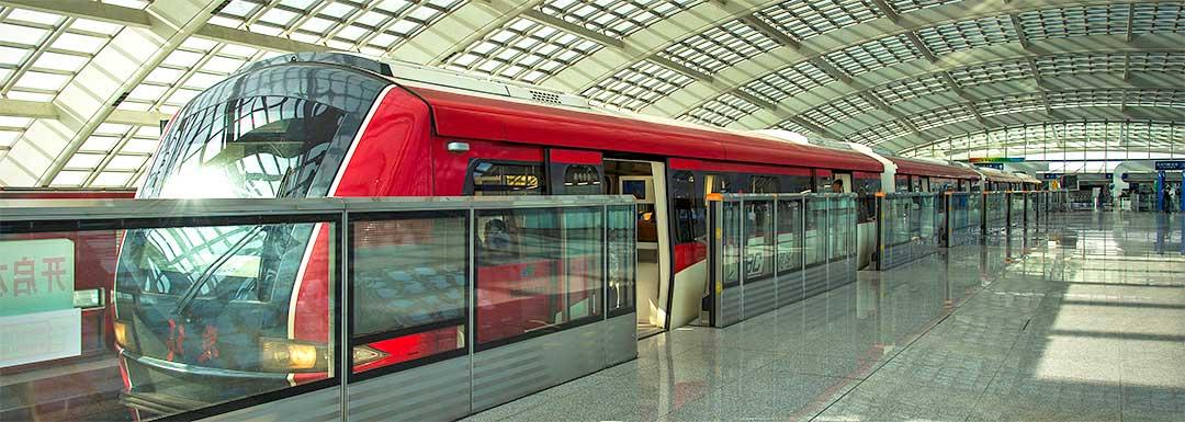 Taking the Subway/ Metro in China