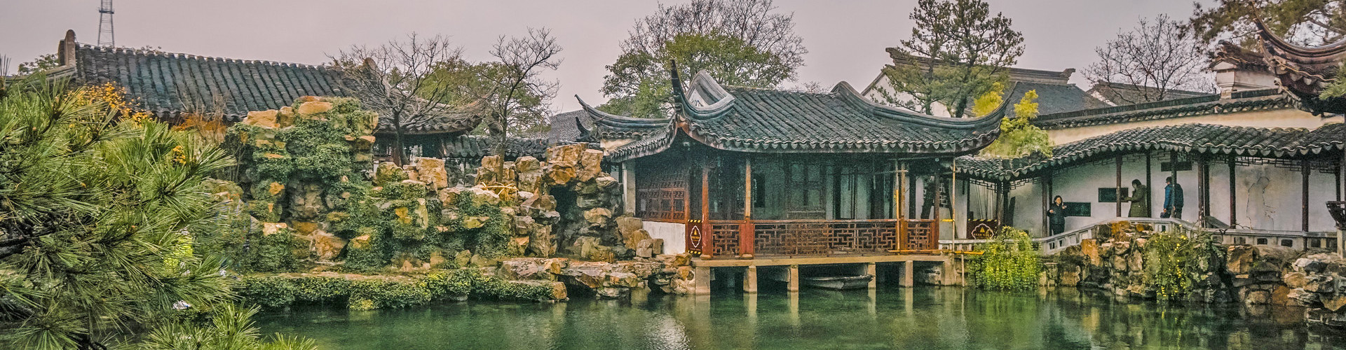 Gardens and Water Town Tour in Suzhou