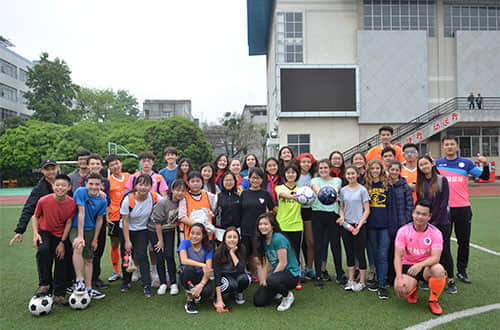China Sports Tour