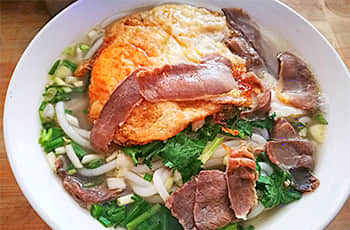 Huaxi Beef Rice Noodles