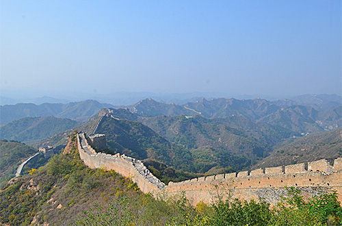 Private Jinshanling Great Wall Hiking Day Tour