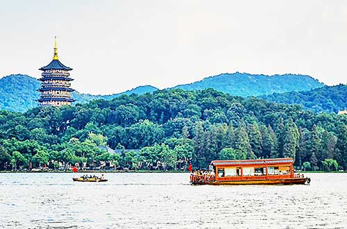 One Day Hangzhou Tour from Shanghai