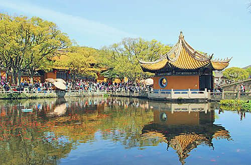 A Two-Day Trip to Mount Putuo from Hangzhou or Shanghai
