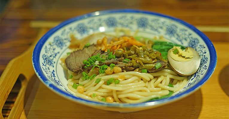 Guilin rice noodle