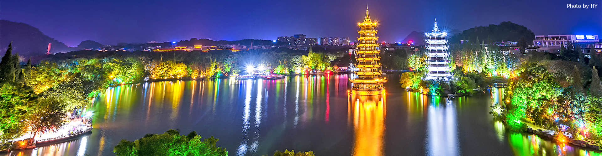 Guilin Food and Night Life Discovery Tour