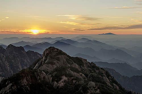2 Days on the Yellow Mountains